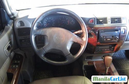 Nissan Patrol Automatic 2001