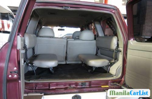 Nissan Patrol Automatic 2001 in Philippines - image