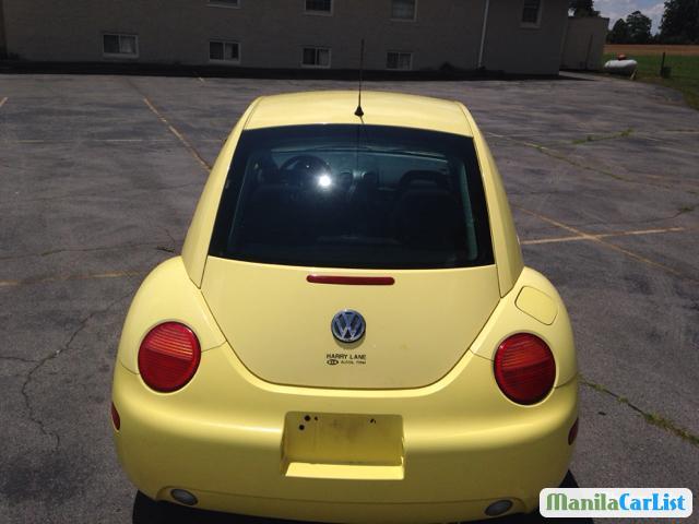 Picture of Volkswagen Beetle 2001 in Metro Manila