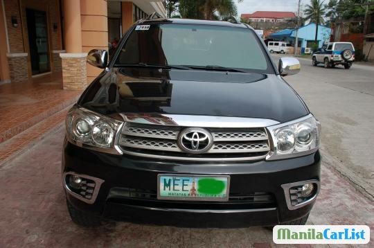 Pictures of Toyota Fortuner Manual 2010