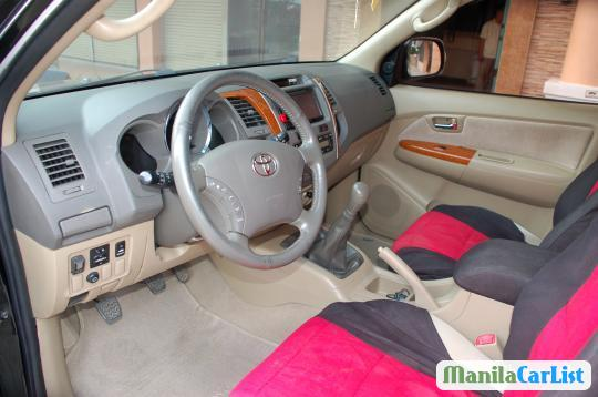Toyota Fortuner Manual 2010 - image 2