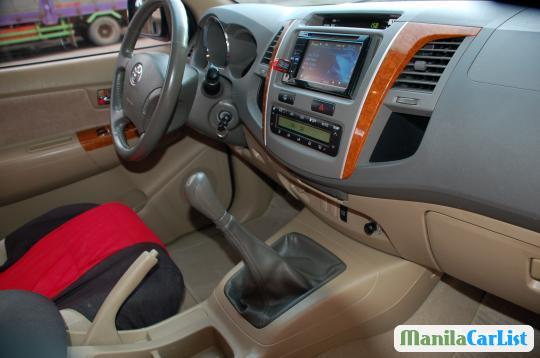 Toyota Fortuner Manual 2010 - image 3