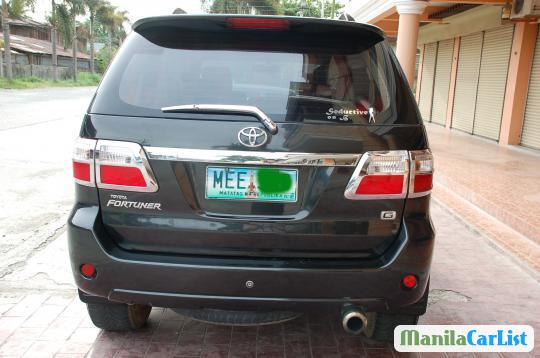 Toyota Fortuner Manual 2010 - image 4