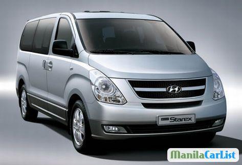 Picture of Hyundai Grand Starex Manual 2013