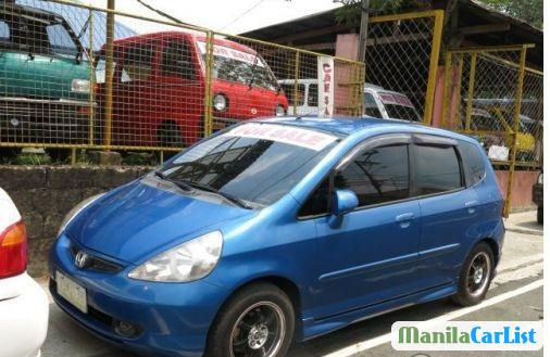 Picture of Honda Jazz Manual 2004
