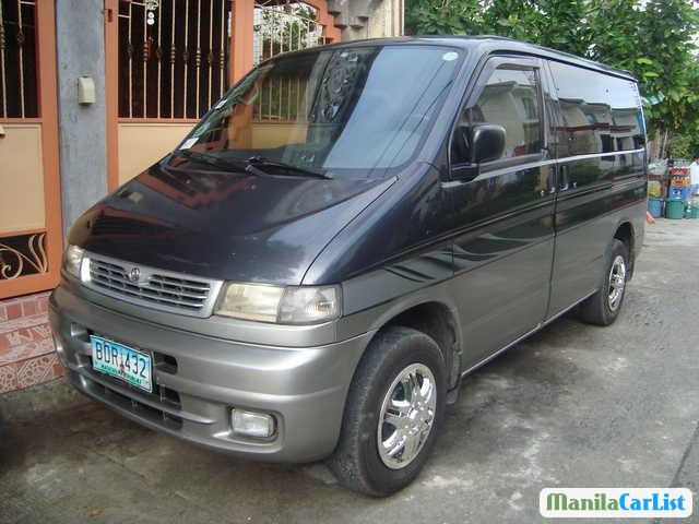 Picture of Mazda Bongo Manual 2009