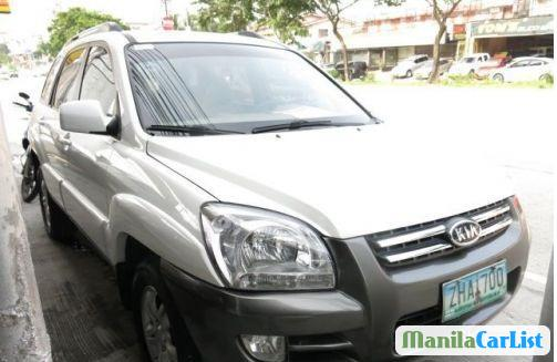 Pictures of Kia Sportage Automatic 2007