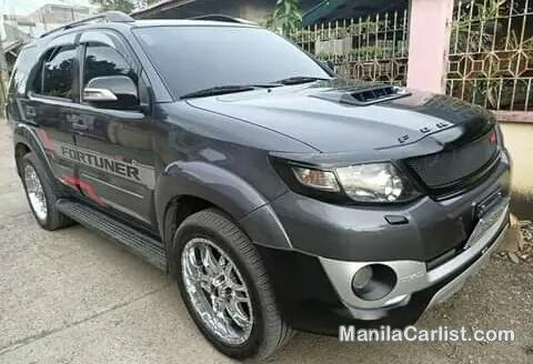 Picture of Toyota Fortuner 2.4 G Diesel 4x2 A Automatic 2013