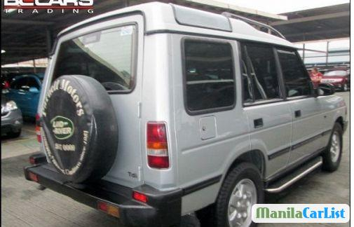 Picture of Land Rover Discovery Manual 2000