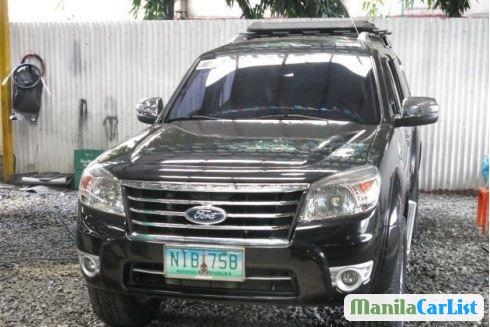 Pictures of Ford Everest Automatic 2010