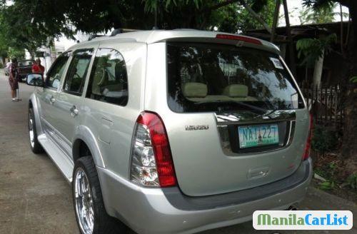 Isuzu Other Automatic 2009 in Philippines