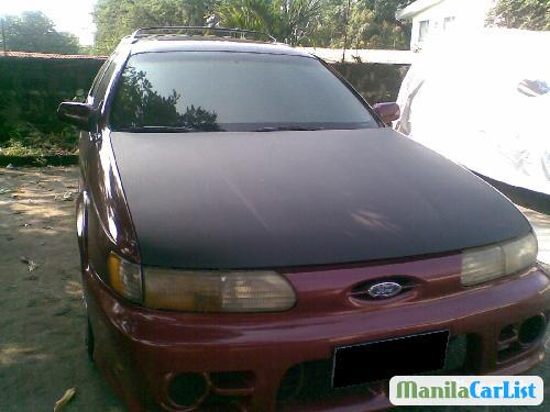 Picture of Ford Taurus Automatic 2002 in Metro Manila
