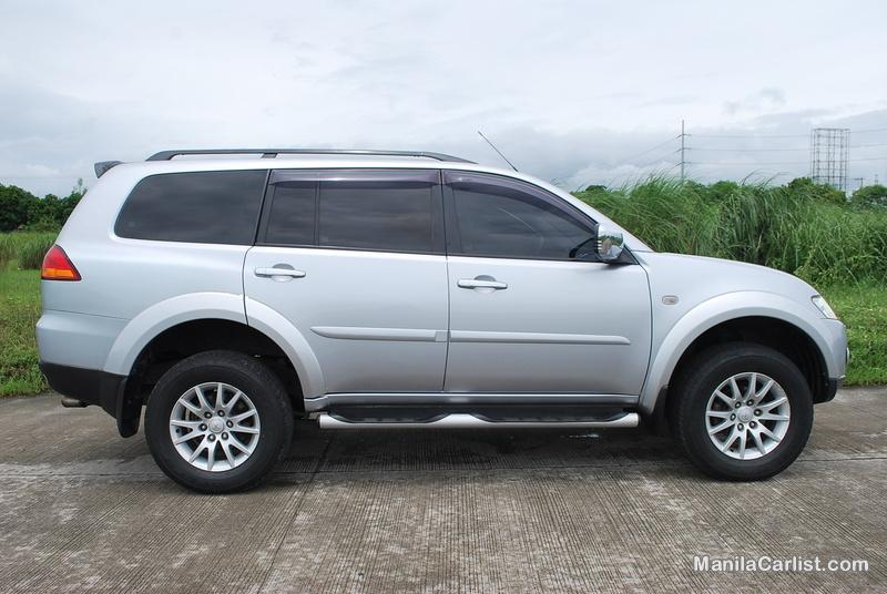 Picture of Mitsubishi Montero Sport Automatic 2011