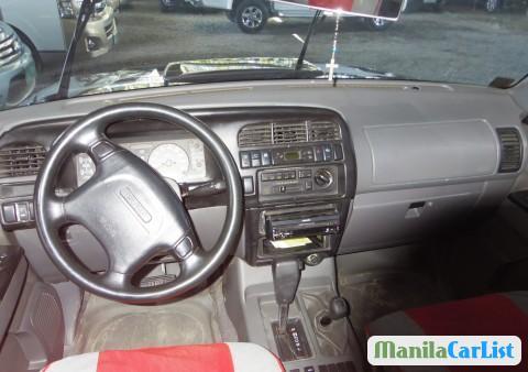 Isuzu Trooper Automatic 2006 in Rizal