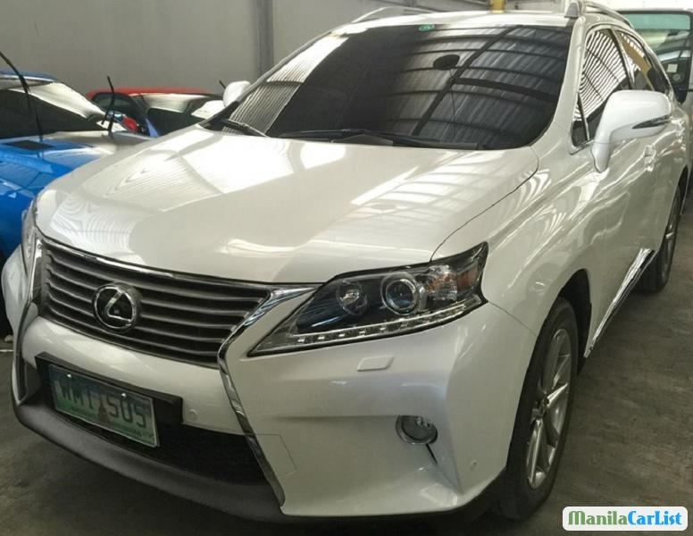 Pictures of Lexus RX Automatic 2013