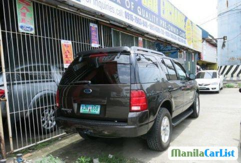 Ford Explorer Automatic 2005