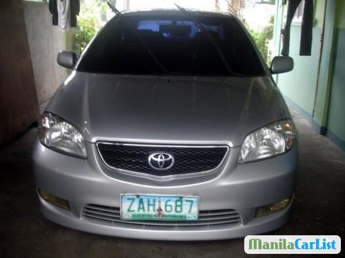 Picture of Toyota Vios Manual 2005