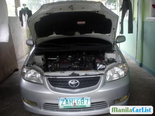 Toyota Vios Manual 2005 in Batangas