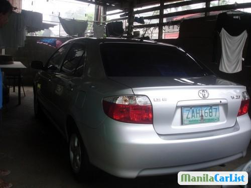 Toyota Vios Manual 2005 in Philippines