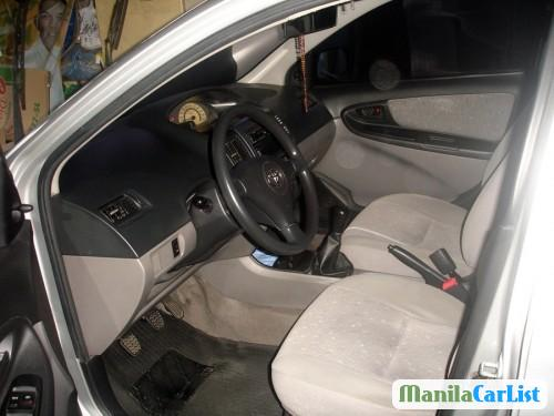 Picture of Toyota Vios Manual 2005 in Philippines