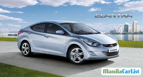 Picture of Hyundai Elantra Manual