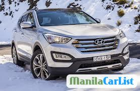 Pictures of Hyundai Santa Fe Automatic