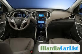 Hyundai Santa Fe Automatic in Philippines