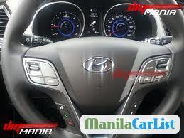 Picture of Hyundai Santa Fe Automatic in Metro Manila