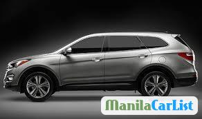 Picture of Hyundai Santa Fe Automatic in Philippines