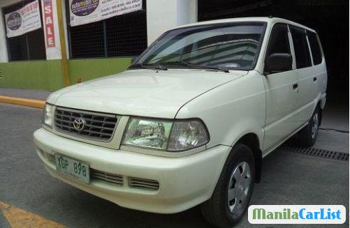 Picture of Toyota Manual 2002