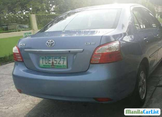 Toyota Vios Manual 2012 in Philippines