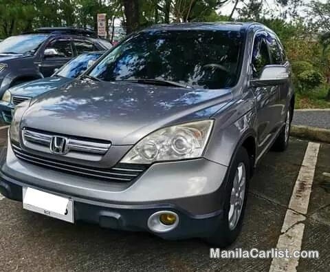 Picture of Honda CR-V 2.0 AT Automatic 2007