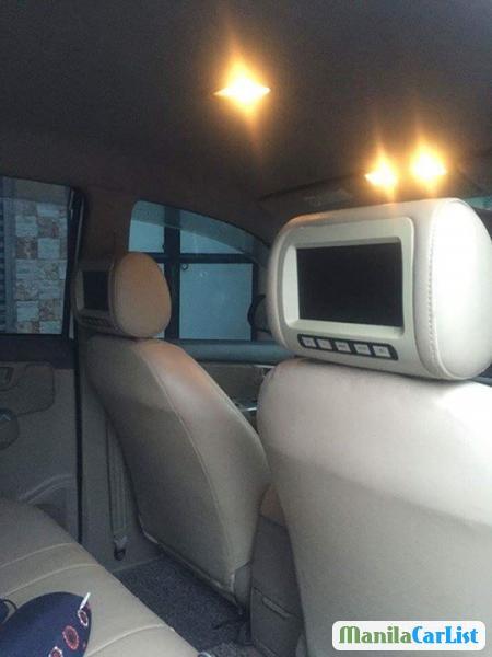 Toyota Hilux Automatic 2012 in Quirino