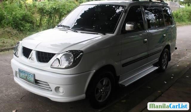 Picture of Mitsubishi Adventure Manual 2005