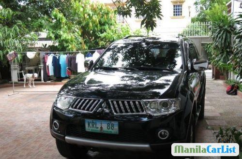 Pictures of Mitsubishi Montero Sport Automatic 2010