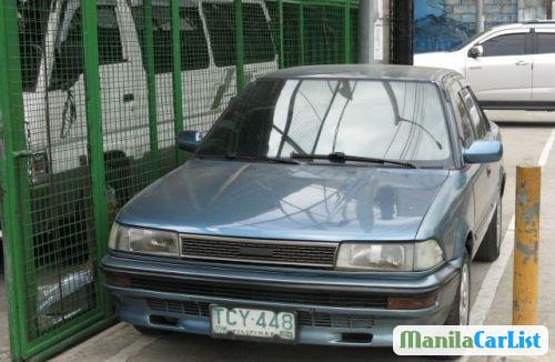 Pictures of Toyota Corolla Manual 1992