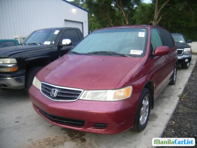 Picture of Honda Odyssey 2002