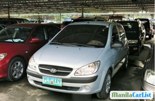 Picture of Hyundai Getz Manual 2010