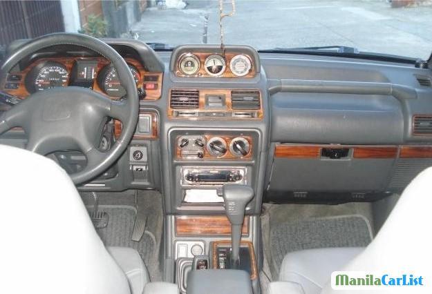 Mitsubishi Pajero Automatic 1999