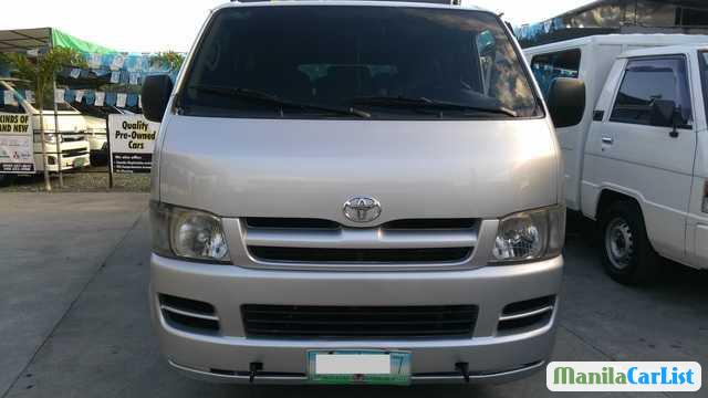 Picture of Toyota Hiace 2007
