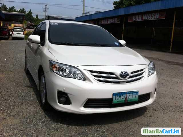 Pictures of Toyota Corona Automatic 2013