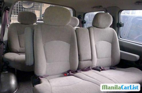 Hyundai Starex Manual 2007 in Philippines