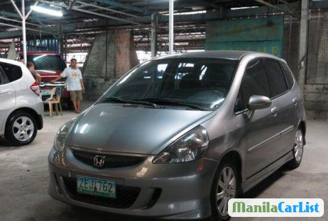 Picture of Honda Jazz Manual 2006