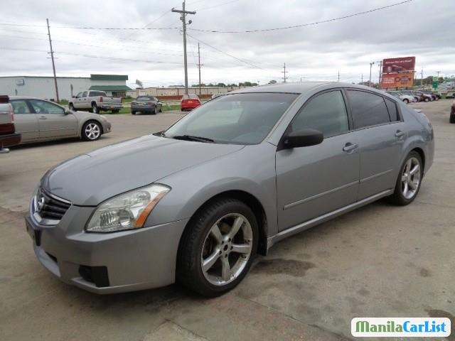 Pictures of Nissan Maxima Automatic 2007