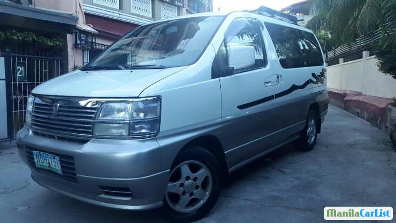 Picture of Nissan Elgrand Automatic