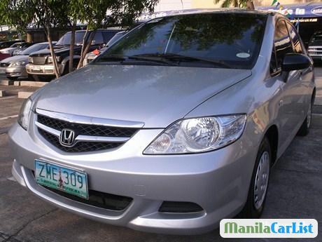 Picture of Honda City Manual 2008
