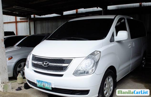 Picture of Hyundai Grand Starex Manual 2008