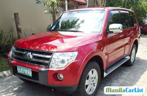 Picture of Mitsubishi Pajero Automatic 2007