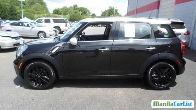 Pictures of Mini Cooper S Automatic 2012