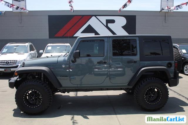 Pictures of Jeep Wrangler Automatic 2014